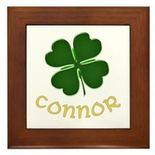 Connor Irish Framed Tile