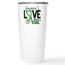 Needs A Cure 2 CEREBRAL PALSY Travel Mug