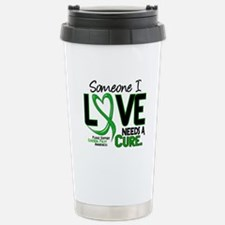 Needs A Cure 2 CEREBRAL PALSY Travel Mug