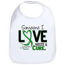 Needs A Cure 2 CEREBRAL PALSY Bib
