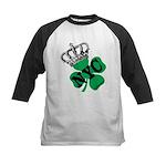 NYC Pubcrawl St. Patricks Day Kids Baseball Jersey