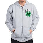 NYC Pubcrawl St. Patricks Day Zip Hoodie