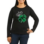 NYC Pubcrawl St. Patricks Day Women's Long Sleeve
