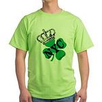 NYC Pubcrawl St. Patricks Day Green T-Shirt