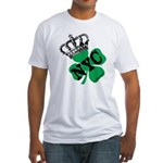 NYC Pubcrawl St. Patricks Day Fitted T-Shirt