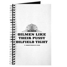 Oilfield Tight Journal, Oilpatch, Oil Rigs,Gas