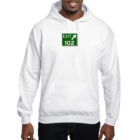 EXIT 102 Hooded Sweatshirt