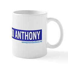 Unique Anthony Mug