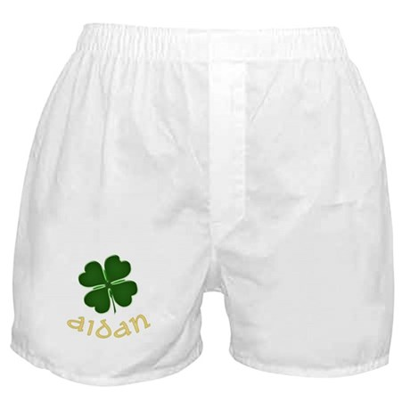 Aidan Irish Boxer Shorts