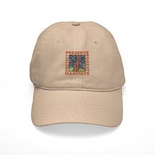 Preserve Forest Habitats Baseball Cap