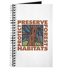 Preserve Forest Habitats Journal