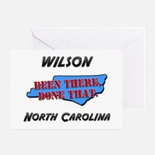 wilson north carolina - been there, done that Gree