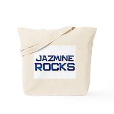 jazmine rocks Tote Bag
