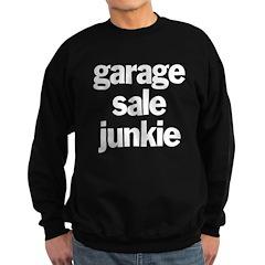 Garage Sale Junkie Sweatshirt