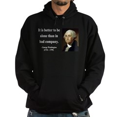 George Washington 10 Hoodie