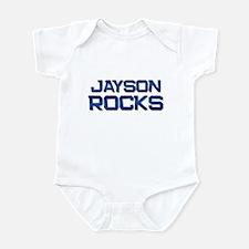 jayson rocks Infant Bodysuit