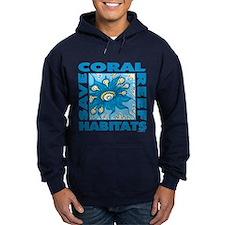 Save Coral Reefs Hoodie