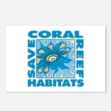 Save Coral Reefs Postcards (Package of 8)