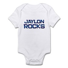 jaylon rocks Infant Bodysuit