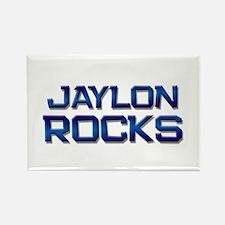 jaylon rocks Rectangle Magnet