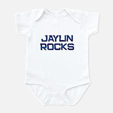jaylin rocks Infant Bodysuit