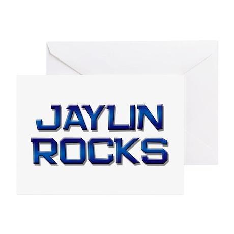jaylin rocks Greeting Cards (Pk of 20)