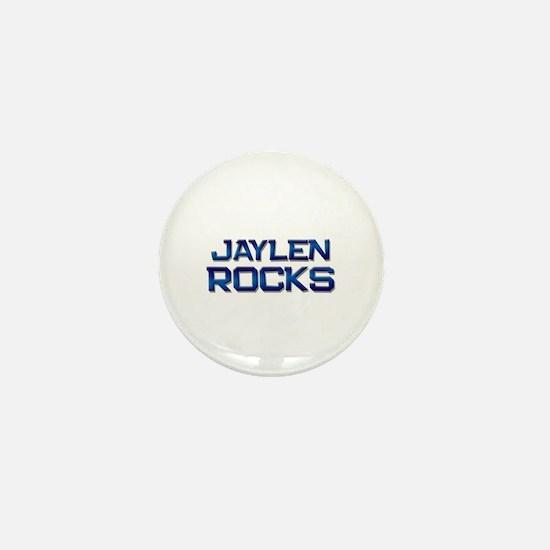jaylen rocks Mini Button