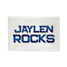 jaylen rocks Rectangle Magnet