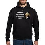 George Washington 11 Hoodie (dark)