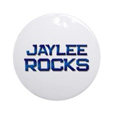 jaylee rocks Ornament (Round)