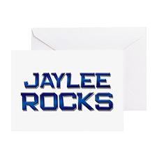 jaylee rocks Greeting Card