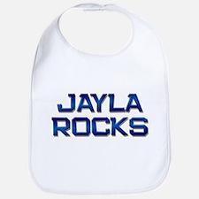 jayla rocks Bib