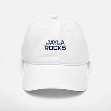 jayla rocks Baseball Baseball Cap