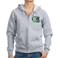 Needs A Donor 2 ORGAN DONATION Zip Hoodie