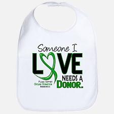 Needs A Donor 2 ORGAN DONATION Bib