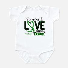 Needs A Donor 2 ORGAN DONATION Infant Bodysuit