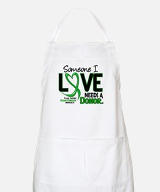 Needs A Donor 2 ORGAN DONATION BBQ Apron