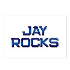 jay rocks Postcards (Package of 8)