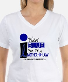 I Wear Blue For My Mother-In-Law 9 CC Shirt