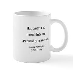 George Washington 14 Mug