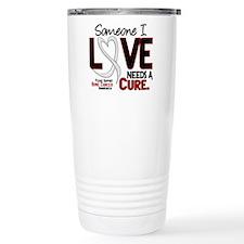Needs A Cure 2 BONE CANCER Travel Mug