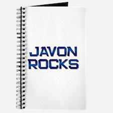 javon rocks Journal