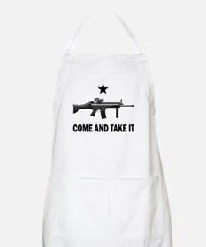 Come and Take It (2) BBQ Apron