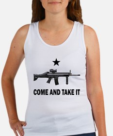 Come and Take It (2) Women's Tank Top