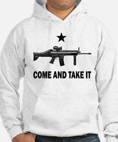 Come and Take It (2) Jumper Hoody