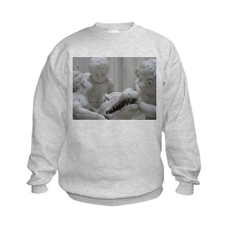 """The Babysitter"" Kids Sweatshirt"