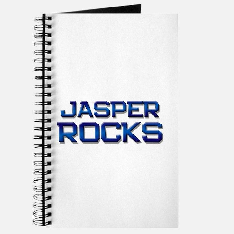 jasper rocks Journal