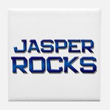 jasper rocks Tile Coaster