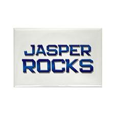 jasper rocks Rectangle Magnet