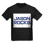 jason rocks Kids Dark T-Shirt